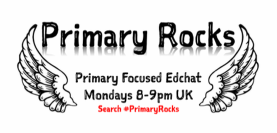 Welcome to #Primary rocks